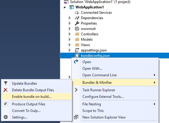 Activate Bundle on build